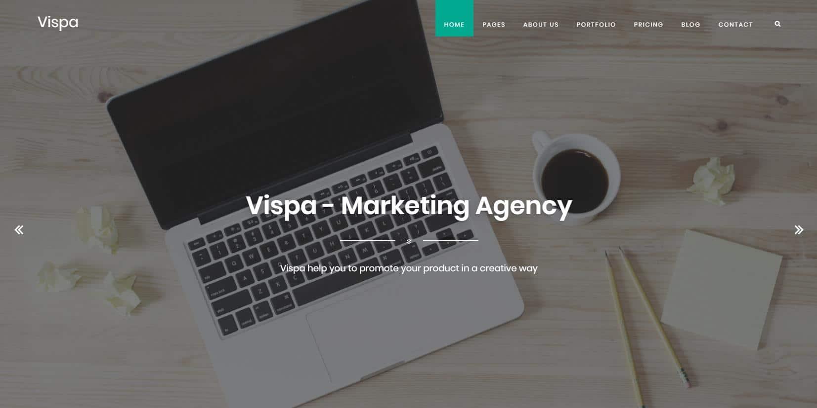Business & Startup Website